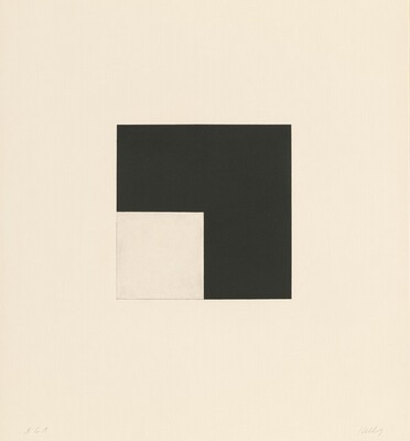 Square with Black