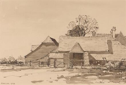 Barn near Henley-on-Thames