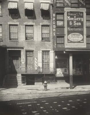 Buildings, New York City