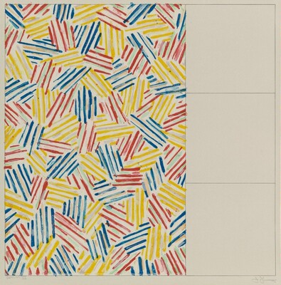 #1 (after 'Untitled 1975'), 1976