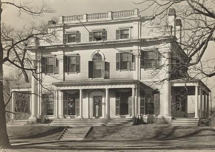 Nineteenth-Century Greek House, Dedham