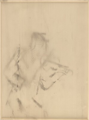 Figure Playing a Violin