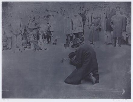 Cologne Beggars IV (Kölner Bettler IV)