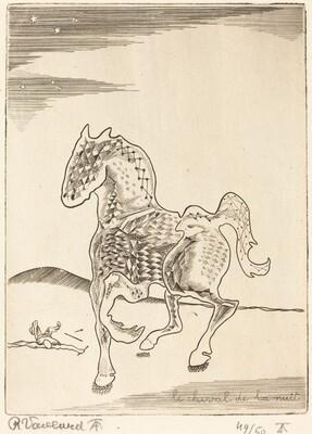 Le cheval de la nuit