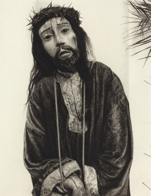 Cristo with Thorns, Huexotla