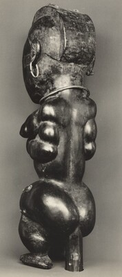 Figure of a Woman, Pahouin, Okak