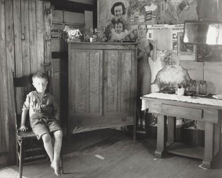 Miner's Home, West Virginia