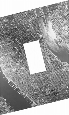 A Parallelogram of Manhattan without a Rectangle