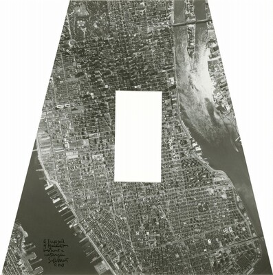 A Trapezoid of Manhattan without a Rectangle