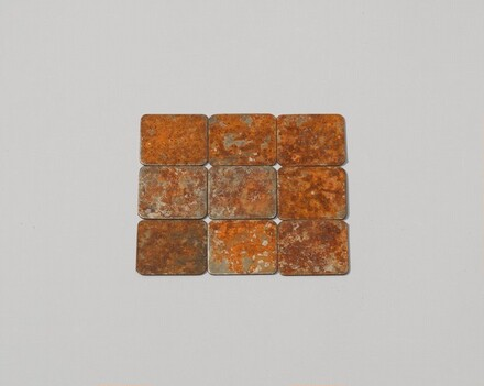 Rounded Rust Square