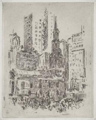St. Paul's at Broadway, No. 3