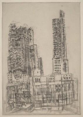 Skyscrapers in Construction, No. 2