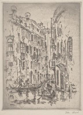 Della Fava, Venice