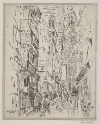 Rue de L'Epicerie, Rouen