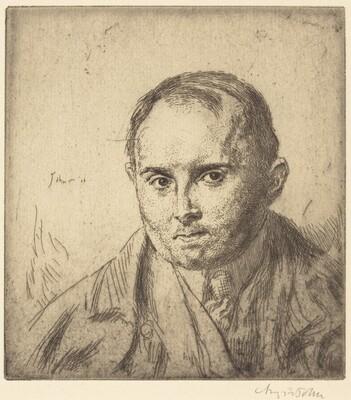 Bust of Stephen Granger
