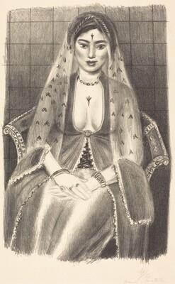 The Persian (La Persane)