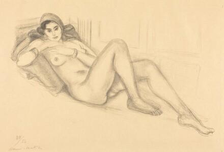 Nude in a Turban (Nu au turban)
