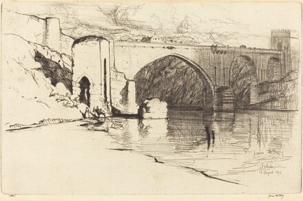 Bridge of San Martin, Toledo