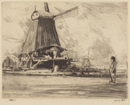 The Mill, Zaandijk