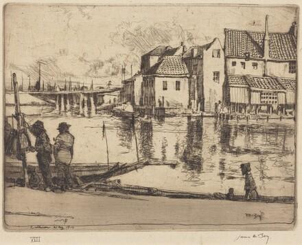 Enkhuisen Harbour