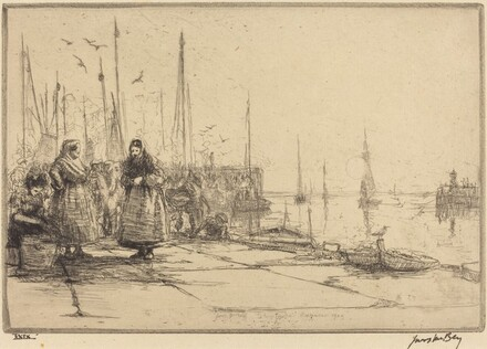 A Fishing Harbour