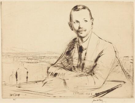 Martin Hardie, No.1