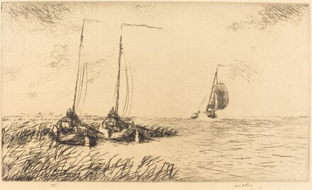 The Squall, Kampen