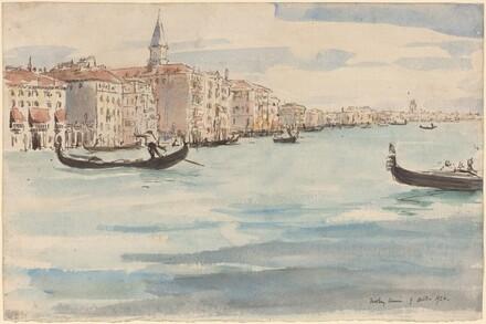 Palaces, Venice