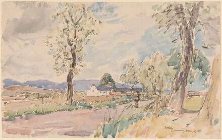 The Brechin Road