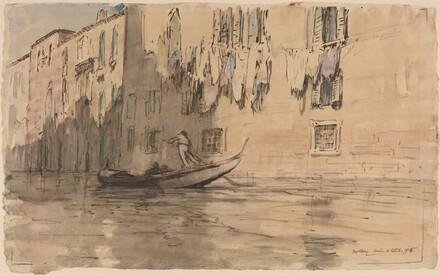 Passing Gondola