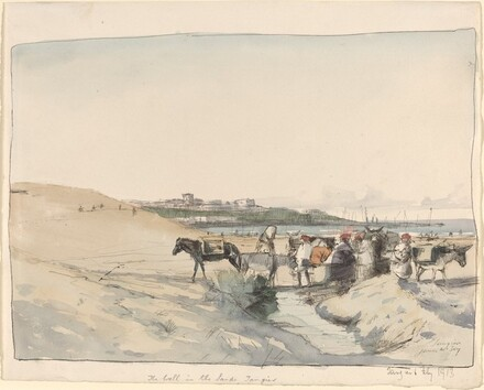 Well in the Sands, Tangier