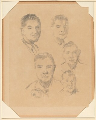 Studies of William B. O'Neal