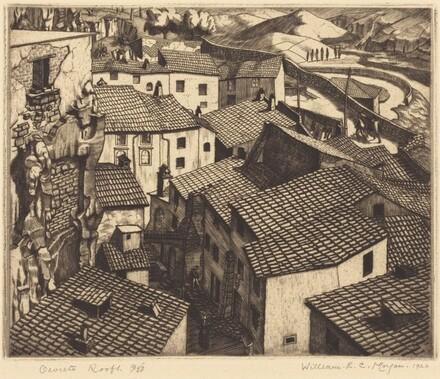 Orvieto Roofs
