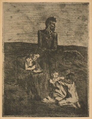 The Poor (Les Pauvres)