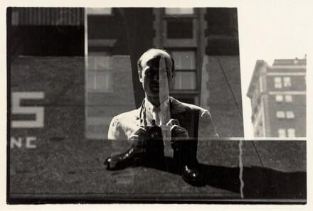 Self-Portrait, New York