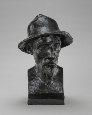 Head of Renoir