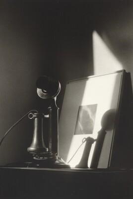 Telephone in Front of Stieglitz Equivalent