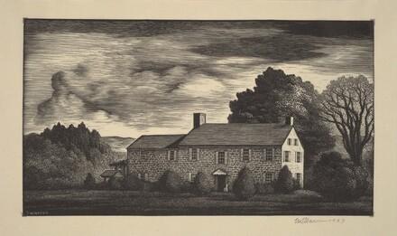 Bucks County Farm House