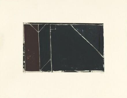 Folsom Street Variations I (Black)