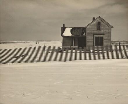 Nebraska Farm House