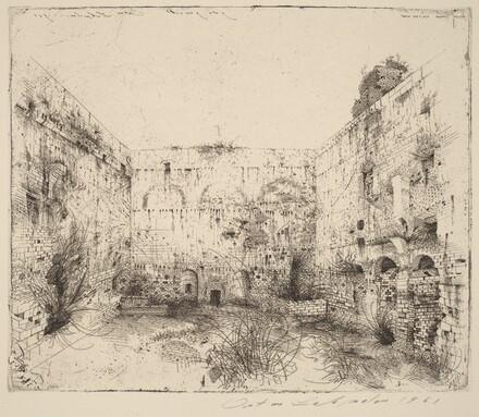 Thermen (Baths of Caracalla)