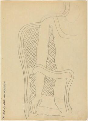 Study for the Portrait Maud Dale