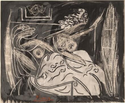 Two Women Waking Up (Deux Femmes au Réveil)