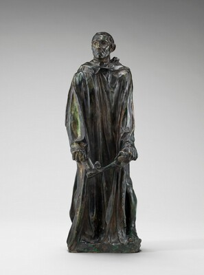 A Burgher of Calais (Jean d'Aire)