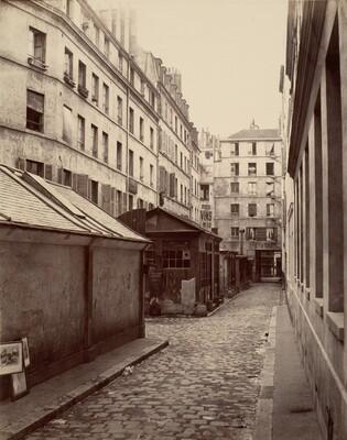 Passage des Deux-Soeurs de la rue Lafayette