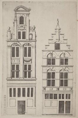 Dutch Facade Elevation: pl. 5