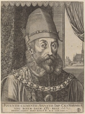 Emperor Maximillian II