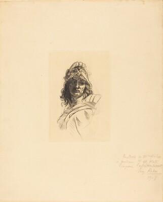 Buste de Bellone
