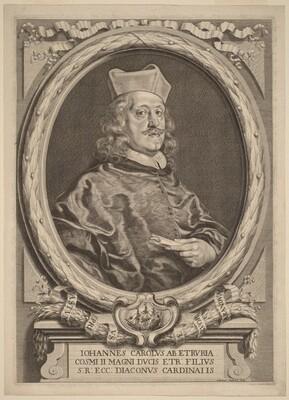 Cardinal Giovanni Carlo dei Medici