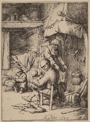 The Pater Familias (Le Pere de famille)